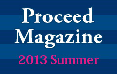 ProceedMagazine 2013 Summer