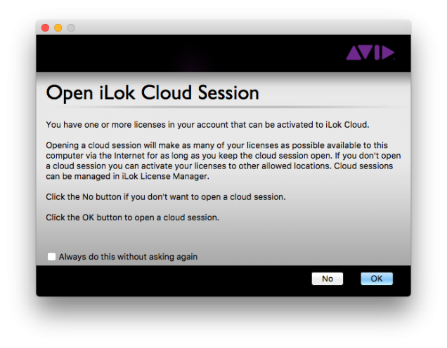 3_iLokCloud-Activation-OpenSession